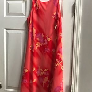 Alyn Paige summer dress